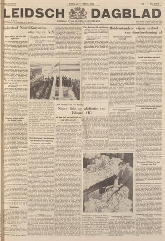 Leidsch Dagblad 1951-04-17