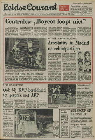 Leidse Courant 1975-10-02