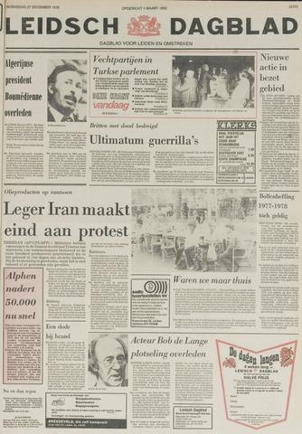 Leidsch Dagblad 1978-12-27