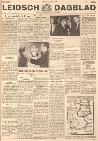 Leidsch Dagblad 1949-10-07