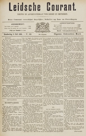 Leydse Courant 1885-07-02