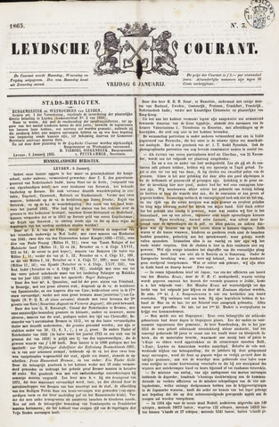 Leydse Courant 1865-01-06