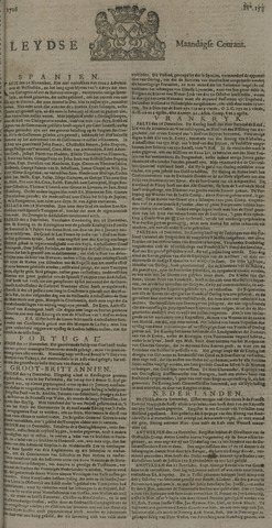 Leydse Courant 1726-12-23