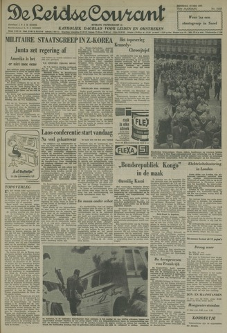 Leidse Courant 1961-05-16