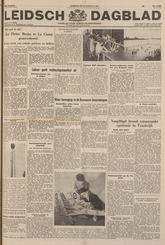 Leidsch Dagblad 1951-08-28