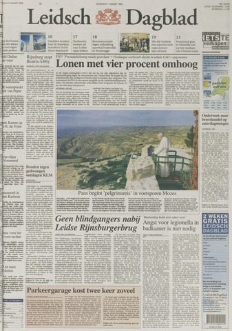 Leidsch Dagblad 2000-03-21