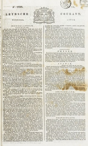 Leydse Courant 1838-07-04