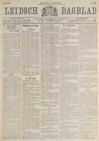Leidsch Dagblad 1915-10-02