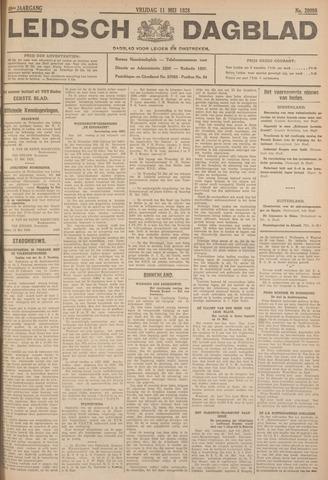 Leidsch Dagblad 1928-05-11