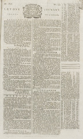 Leydse Courant 1817-12-19