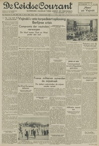 Leidse Courant 1948-10-26