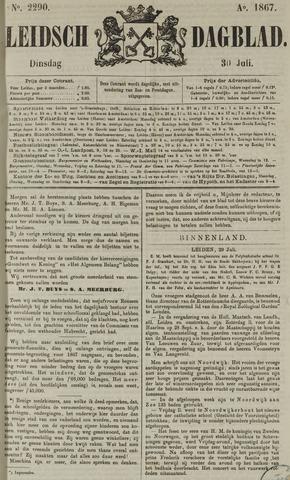 Leidsch Dagblad 1867-07-30