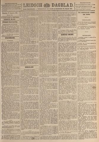 Leidsch Dagblad 1921-08-31