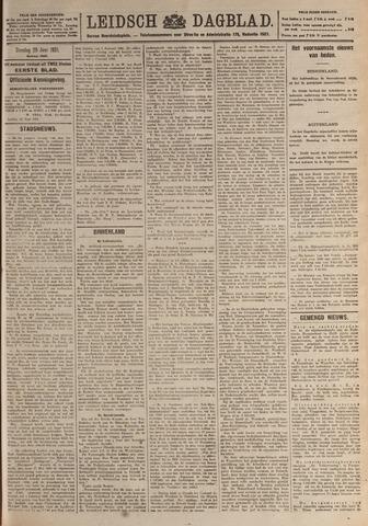 Leidsch Dagblad 1921-06-28