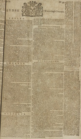 Leydse Courant 1771-08-14