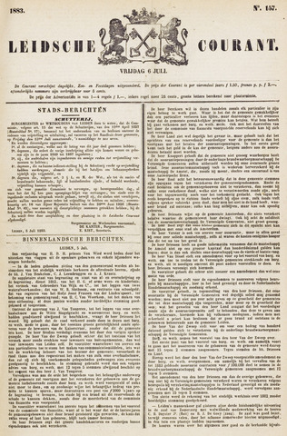 Leydse Courant 1883-07-06