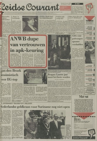 Leidse Courant 1988-01-26