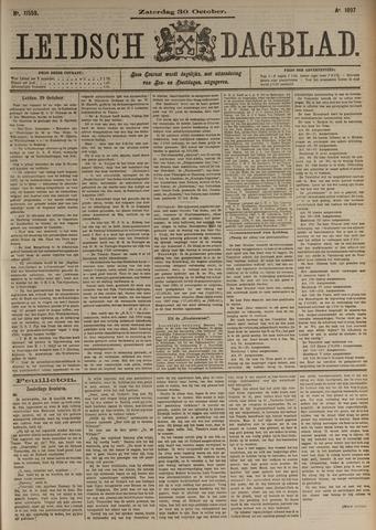 Leidsch Dagblad 1897-10-30