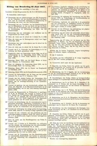 Handelingen van de Raad 1917-06-21