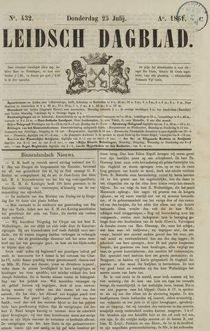 Leidsch Dagblad 1861-07-25