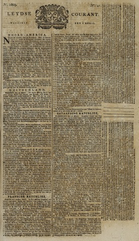 Leydse Courant 1803-04-06