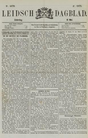 Leidsch Dagblad 1875-05-15