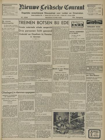 Nieuwe Leidsche Courant 1938-05-16