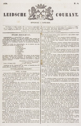 Leydse Courant 1876-01-11
