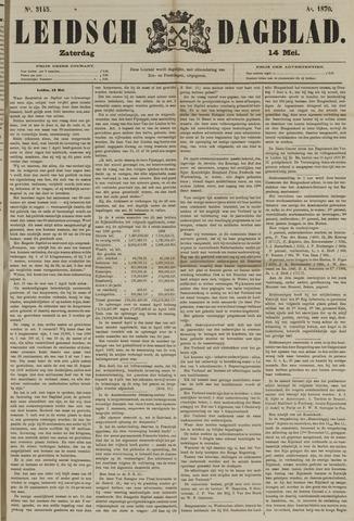 Leidsch Dagblad 1870-05-14