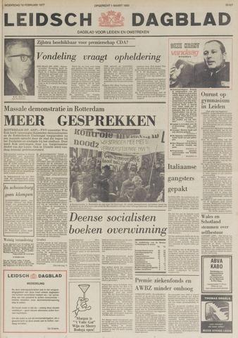 Leidsch Dagblad 1977-02-16