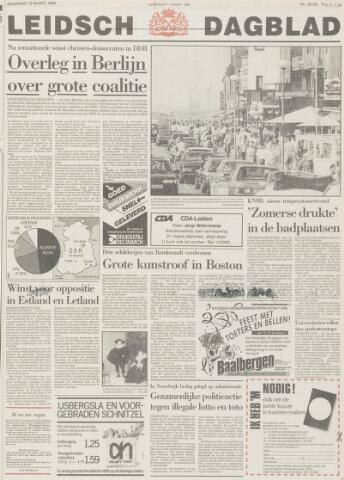 Leidsch Dagblad 1990-03-19
