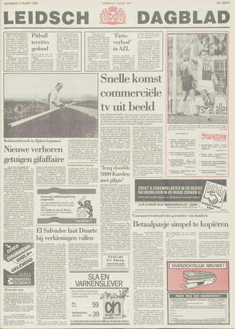 Leidsch Dagblad 1988-03-21