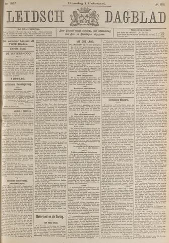 Leidsch Dagblad 1916-02-01