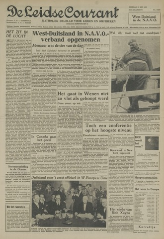 Leidse Courant 1955-05-10