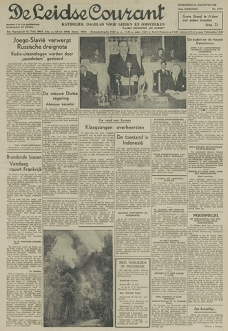 Leidse Courant 1949-08-24