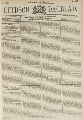 Leidsch Dagblad 1892-03-15