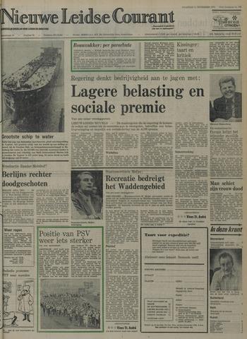 Nieuwe Leidsche Courant 1974-11-11