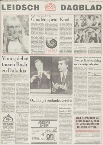 Leidsch Dagblad 1988-09-26