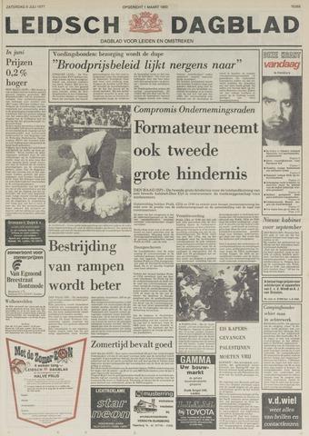Leidsch Dagblad 1977-07-09