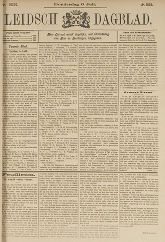 Leidsch Dagblad 1893-07-06