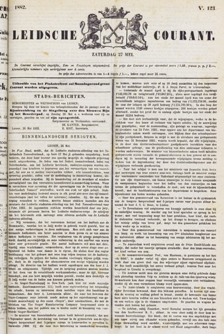 Leydse Courant 1882-05-27
