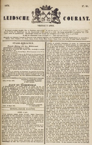 Leydse Courant 1872-04-05