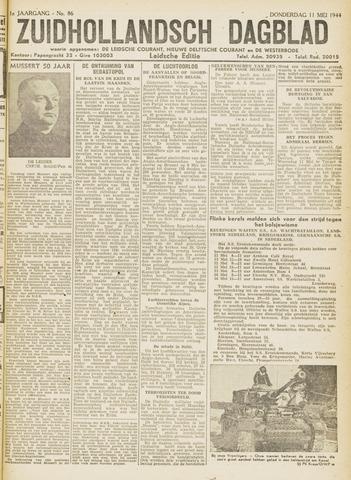 Zuidhollandsch Dagblad 1944-05-11