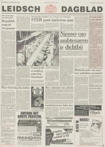 Leidsch Dagblad 1990-02-21