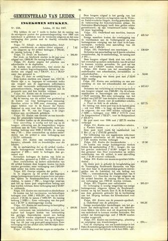Handelingen van de Raad 1907-05-31