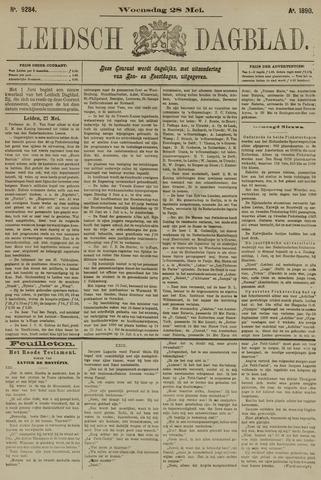 Leidsch Dagblad 1890-05-28