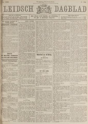Leidsch Dagblad 1915-10-08