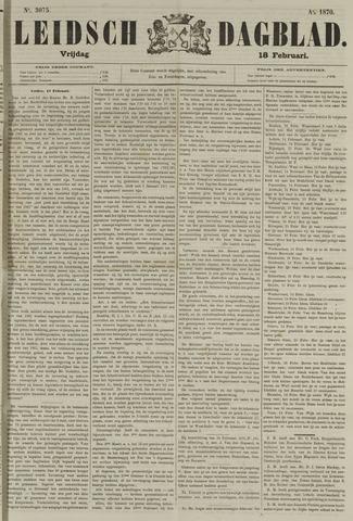 Leidsch Dagblad 1870-02-18