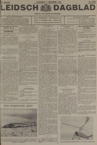 Leidsch Dagblad 1935-09-05