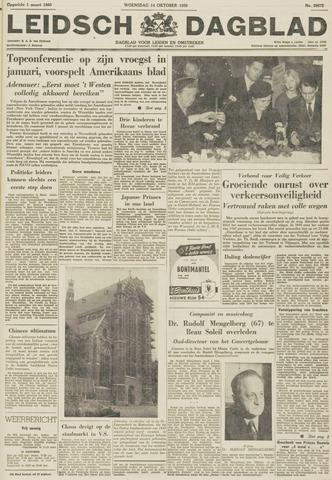 Leidsch Dagblad 1959-10-14
